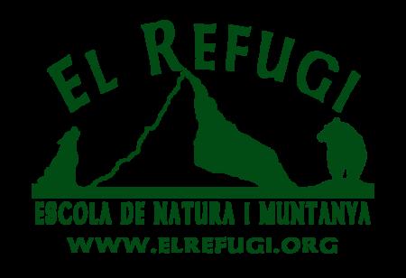 EL REFUGI ESCOLA DE NATURA I MUNTANYA Logo